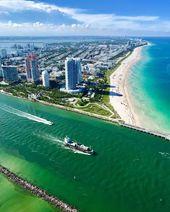 South Beach, Miami by @titoheli – Bucket list vacations !