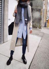35+ Trendy Winterkleidung Outfits für Teen Girls Fashion