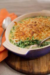 Delicious spinach recipe for kids