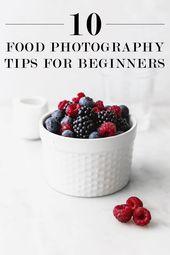 10 Fotografie-Tipps für Anfänger | Cravings Journal