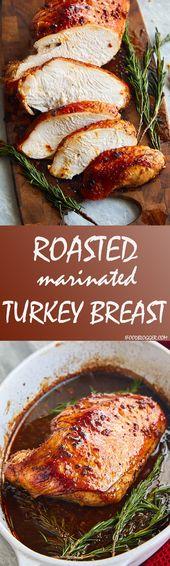 Marinated Turkey Breast – Craving Tasty