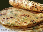 Methi Paratha~Just For You | Sindhi Rasoi |Sindhi Recipes