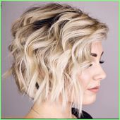 Damen Haarschnitt ideen – 45 Chic Female Short Bob Haircut Ideas For Fine Hair  #haarschnittf…