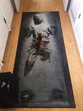 Star Wars Han Solo In Carbonite Rug Climbing Hallway Runner And House