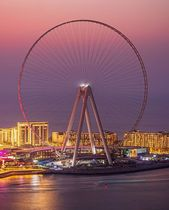 Ain Dubai Dubai Eye Bluewaters Islands Dubai Vacation Dubai Tourism Dubai Travel