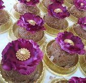 حلويات الأعراس حلويات الخطوبة حلويات العيد حلويات جزائرية عصرية و انيقة و البنة روعةة Desserts Mini Cheesecake Food
