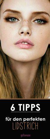 Eyeliner auftragen – das ist ganz einfach! #Katze # süßeKatze #kleineKatze #MakeupStyle … – Makeup Style