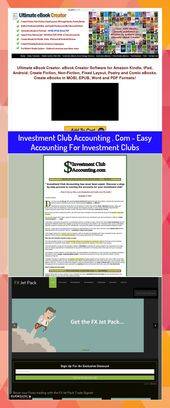 Investment Club Accounting Com Easy Accounting For Investment Clubs Investment Club Accounting Com Easy Accounting For Investment Clubs