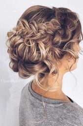 Completing hairstyle easily