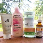 Walmart Hautpflege-Routine: Wie ich sie für unter 40 Dollar gebaut habe! | GirlChickBetty – Slather it on