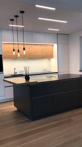Moderne Küche   – Küchen