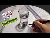 3D Malerei als optische Täuschung! Unglaubliche Illusion!! ❤ Streichle mich – YouTube