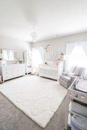 Olivia Nursery Reveal – Morgan Bullard – #Bullard #Morgan #Nursery #Olivia #Re