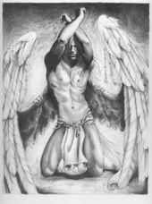 nackter mann engel