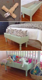 Verwandeln Sie alte Möbel in frische Fundstücke für Ihr Zuhause   – Diy möbel