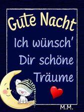 """WhatsApp Bilder """"Gute Nacht"""" zum Posten 52"""