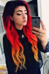 Emo hairstyle – hair-tutorials.com/frisur