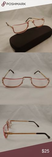 Vintage HALVIES BROZINI Rx Eyeglasses Frames Metal True Vintage Model: Univis UF… – My Posh Picks