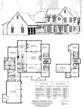 Plan #4127   Design Studio – Dream Houses: Floorplans