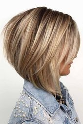 Best New Bob Hairstyle for 2019 – Page 8 of 20 #Beste #BobHairstylesmedium #BobHairstyle # for …