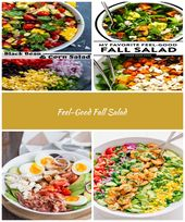 This Black Bean and Corn Salad Recipe is the ultimate healthy summertime side di…