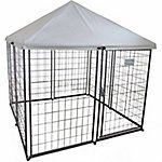 Retriever Lodge Expandable Kennel 10 Ft L X 5 Ft W X 6 Ft H At Tractor Supply Co Dog Kennel Portable Dog Kennels Tractor Supplies