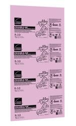 Owens Corning Foamular Extruded Polystyrene Insulation 1 2 X 4 X 8 R 3 Foam Insulation Board Rigid Insulation Sheathing