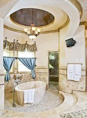 Mukesh Ambani S Rs 8000 Crores Home Photo 04 Of 10 Bathroom