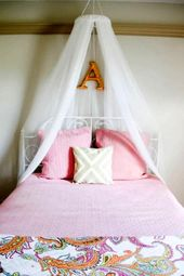 52 Glamorous Canopy Beds Ideas For Romantic Bedroom   – Bedroom