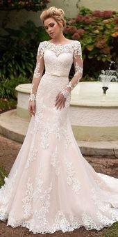 #BEAUTIFUL # klänning # Bröllopsklänning # Bröllopsklänning en linje # Bröllopsklänning boho