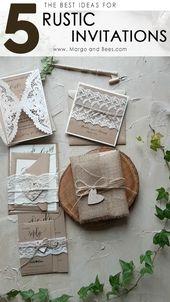top of the #rusticweddinginvitations – find your perfect invitations  #weddingin…