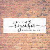 Together Is My Favorite Place To Be, Joanna Gaines SVG, Modern Farmhouse Vector, Magnolia Market Ste