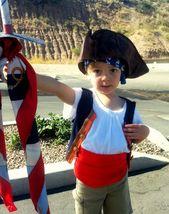 Cheap & cheerful DIY no-sew pirate costume #diypiratecostumeforkids Cheap & chee…