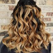39 Neu Frisur Halboffen – Frisuren Damen – #Damen #Frisur #frisuren #halboffen #…,  #Damen … –
