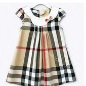 7345ec4f75cf Burberry Kids 1823 Lattice Dress Beige! OMG IS THIS NOT THE CUTEST THING!!!!