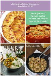 Papas asadas con recetas de tocino Para cocinar 8 deliciosas formas de preparar pa …   – bookshelf-decor