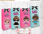 ON SALE Lol Surprise bags stickers, lol bags, lol surprise diy bags – Birthdays