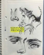 These sketches by shaikha are absolutely beautiful…