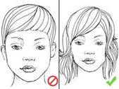 The perfect hairstyle for every face shape