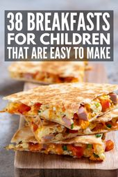 Morning Fuel : 38 Easy Breakfasts for Kids to Kickstart The Day