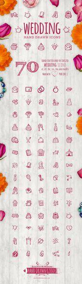 Hochzeits-Icons von Agata Kuczminska  #agata #hochzeits #icons #kuczminska