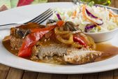 Our recipe for Slow Cooker Pork Chops is great for those days when you're cr…