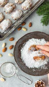 Machen Sie sich Mini-Nieten zu Nicholas. Weihnachtsstollen / Weihnachtsbäckerei … – Kuchen, Kekse, Plätzchen und viele süße Leckereien