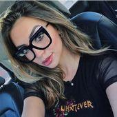 2018 Retro New Women Eyeglasses Frames Classic Brand Designer Luxury Metal Frame Women Cat Eye Glasses Trendy Lunettes Vintage – Espejuelos