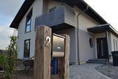 Briefkasten, Ideen mit Holz