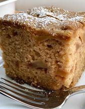 Das. Beste. Apfel-Zimt-Kuchen. Je  – Busy Mom Meal Prep