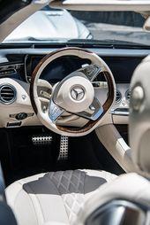 Edle Materialien, außergewöhnlich edles Interieur – das ist der Mercedes-Benz   – {car}