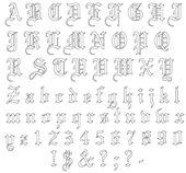 Tattoo Schriften Vorlagen – 40 Designs Posts