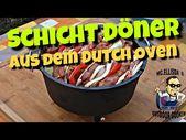 #136 – Schicht Döner aus dem Dutch Oven // Das et…