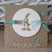 Baby Cards SU-per Challenges: Uitdaging #41: Schets!